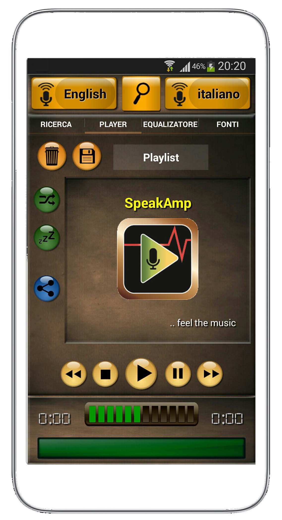 speakamp start-it