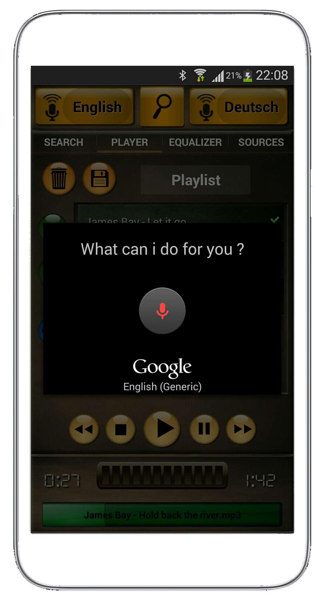 speakamp google-speak